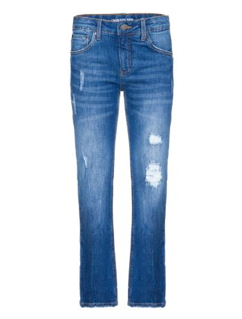 Calca-Jeans-Five-Pockets-Skinny-Puidos---Azul-Medio-