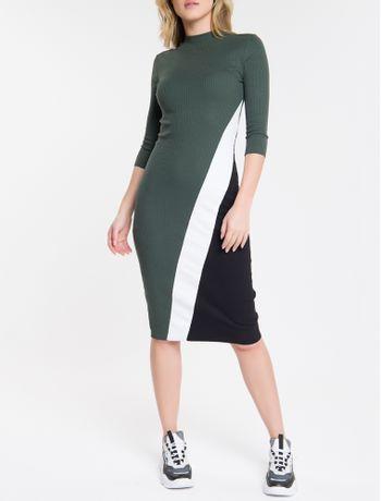 Vestido-Malha-Mc-Midi-Liso-Can-Tricolor---Militar-