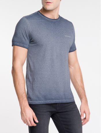 Camiseta-Ckj-Mc-Estampa-Logo-Peito---Indigo-