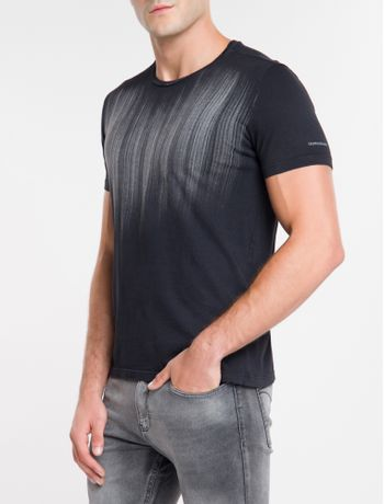 Camiseta-Ckj-Mc-Estampa-Frontal-Dirty---Chumbo-