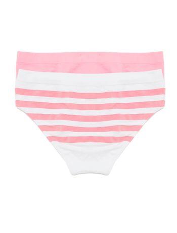 Calcinha-Boneca-Sem-Costura-Infantil-Calvin-Klein-Underwear-Rosa-Claro