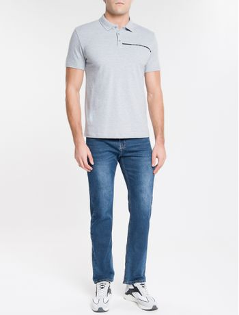 Calca-Jeans-Five-Pockets-Ckj-037-Relaxed-Straight---Marinho