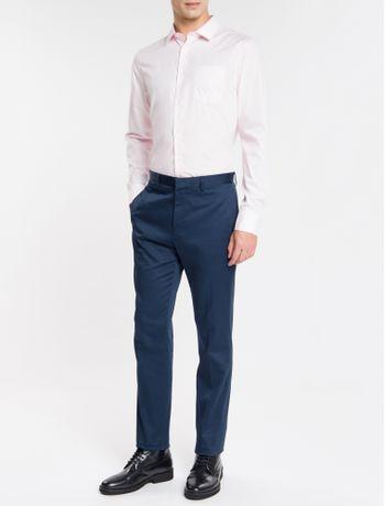 Camisa-Regular-Monte-Carlo-Simples-Bolso---Rosa-Claro