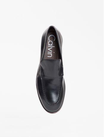 Sapato-Mocassim-Ck-Masc-Couro---Preto