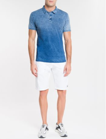 Bermuda-Color-Chino---Branco
