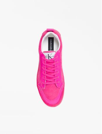 Tenis-Ckj-Fem-Skate-Unicolor-Global---Rosa-Pink