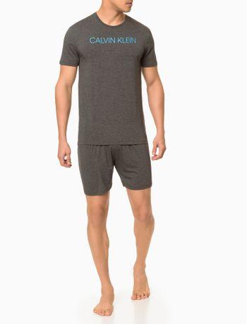 Pijama-M-C-E-Bermuda-Viscolight---Grafite-