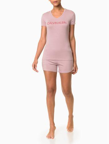 Pijama-Short-Doll-Viscolight---Rosa-Po-
