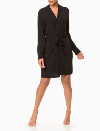 Robe-M-L-Viscolight---Preto-