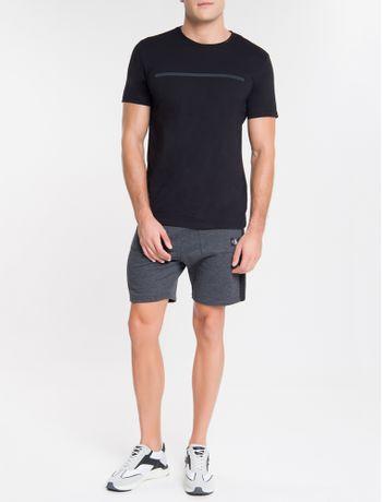 Camiseta-Ckj-Mc-Palito-Frente---Preto-