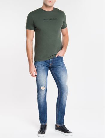 Camiseta-Ckj-Mc-Institucional---Militar-