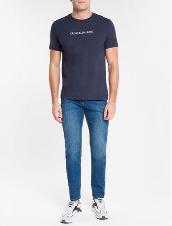 Camiseta-Ckj-Mc-Institucional---Marinho-