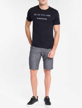 Camiseta-Ckj-Mc-Est-Be-As-You-Are---Preto-