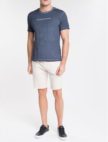 Bermuda-Color-Five-P-Curta-Sarja-Reat---Areia-