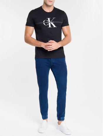 Camiseta-Ckj-Mc-Re-Issue-Faixa---Preto-