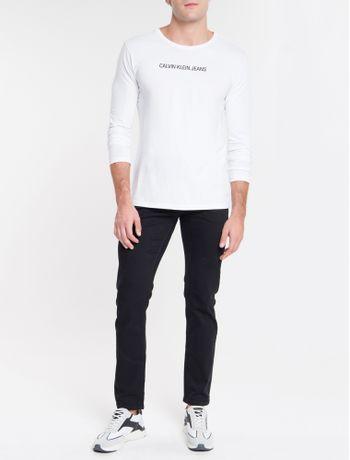 Camiseta-Ckj-Ml-Logo-Basico---Branco-2-