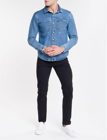 Camisa-Jeans-Manga-Longa-Overshirt---Azul-Claro-