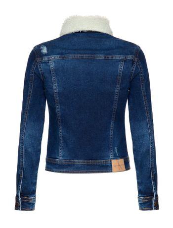 Jaqueta-Jeans-Trucker-Gola-Pelo---Azul-Medio-