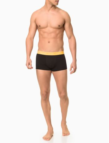 Kit-7-Cuecas-Low-Rise-Trunk-Days-Of-The---Preto-
