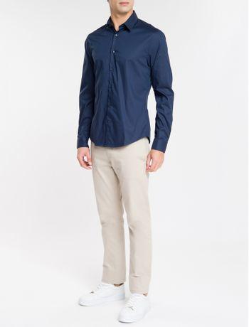 Camisa-Ml-Calvin-Klein-Extra-Slim-Fit---Marinho-