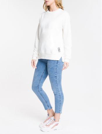 Calca-Jeans-Five-Pockets-Mid-Rise-Skinny---Azul-Claro-