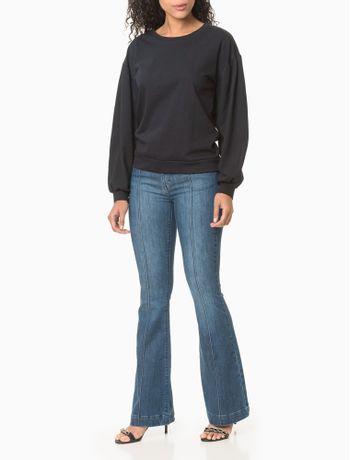 Calca-Jeans-Com-Nervura-Flare---Azul-Claro-
