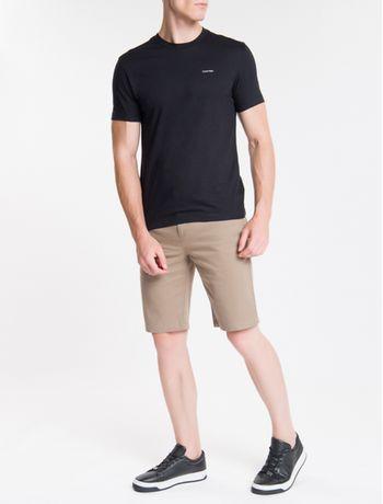 Camiseta-Slim-Flame-Calvin-Klein---Preto-
