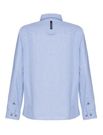 Camisa-Ml-Ckjr-Mini-Listrado-Com-Silk-Lo---Azul-Escuro-
