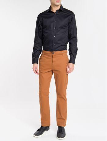 Camisa-Regular-Fit-Ml-Ck-Non-Iron---Preto