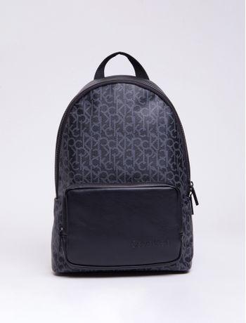 Bolsa-Ck-Mono-Backpack---Preto