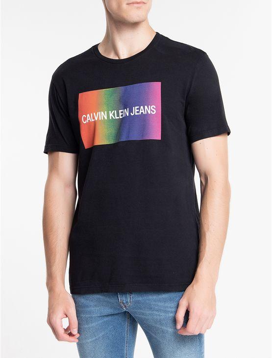 Camiseta-Ckj-Mc-Est-Pride---Preto