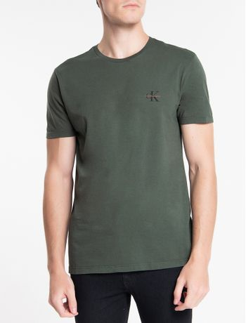 Camiseta-Ckj-Mc-Re-Issue-Peito---Militar