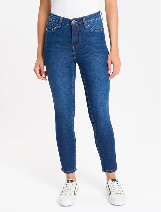 Calca-Jeans-Five-Pockets-High-R-Skinny---Azul-Medio
