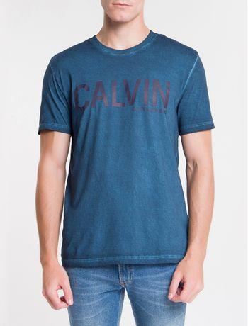 Camiseta-Ckj-Mc-Calvin---Indigo