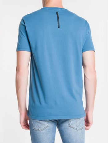 Camiseta-Ckj-Mc-Basico-Peito---Azul-Escuro