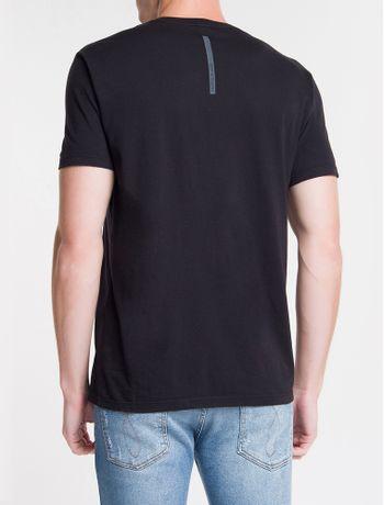 Camiseta-Ckj-Mc-Mirror-Peito---Preto