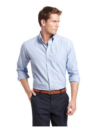Camisa-Basica-Manga-Longa-Azul---Loja-Izod