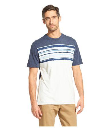 Camiseta-Manga-Curta-Faixa-Azul---Loja-Izod