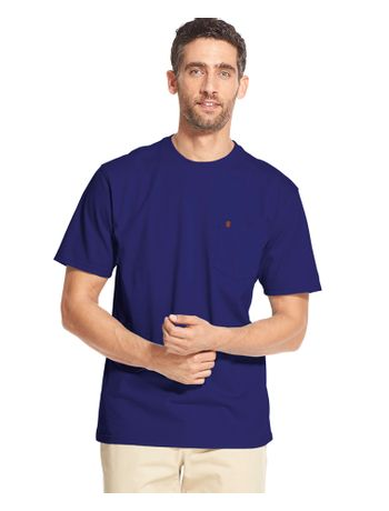 Camiseta-Basica-Manga-Curta-Azul---Loja-Izod