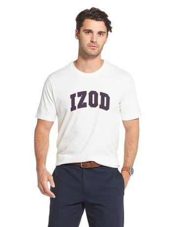 Camiseta-Estampada-College-Manga-Branco---Loja-Izod