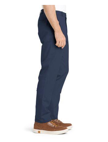 Calca-Chino-Regular-Masculina-Azul---Loja-Izod