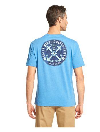 Camiseta-Manga-Curta-Estampada-Azul---Loja-Izod