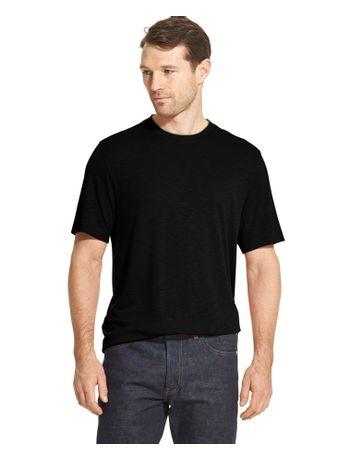 Camiseta-Manga-Curta-Constrastante-Masculina-Chumbo
