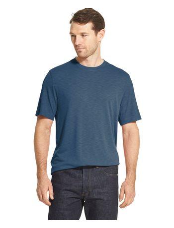 Camiseta-Manga-Curta-Constrastante-Masculina-Azul-Claro