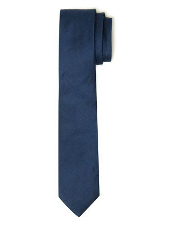 Gravata-Basica-Azul-Marinho