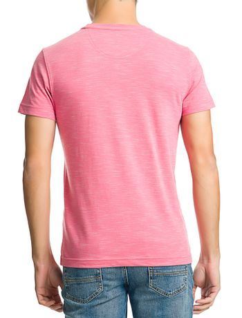 Camiseta-Basica-Manga-Curta-Masculina-Vermelha