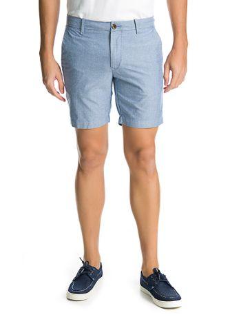 Bermuda-Chino-Oxford-Regular-Masculino-Azul-Marinho---40