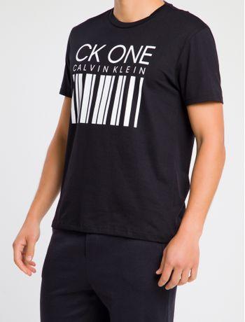 Camiseta-Gola-Careca-Algodao-Ck-Barcode---Preto---P