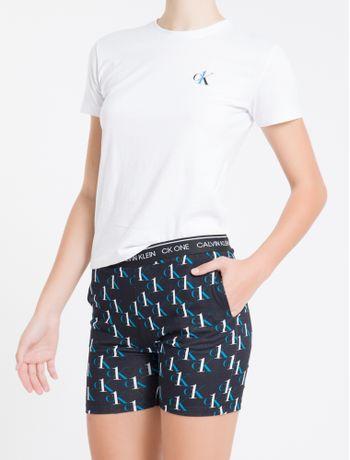 Pijama-Infantil-Bermuda-Digital-Ck-One---Preto---4-6