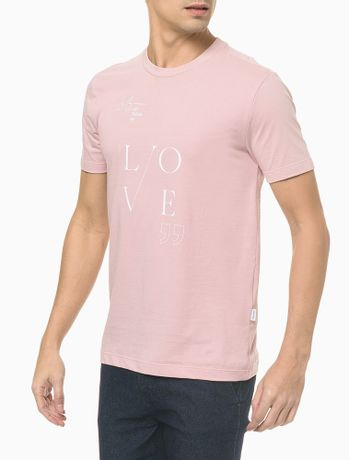 Camiseta-Mc-Slim-Silk-New-Year-Love---Rosa-Claro---P